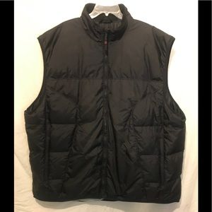 BNWOT BIG/TALL Men's Down & Feather Vest 4XL